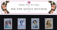 Queen Mother 90th Birthday