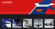 Airliners: Stamps