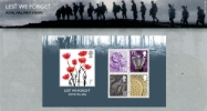 Lest We Forget 2006: Miniature Sheet