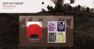 Lest We Forget 2007: Miniature Sheet
