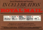 The Royal Mail [Souvenir Book]