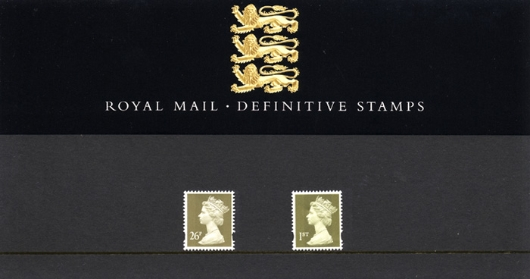 Gold Definitives