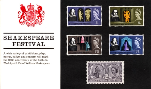 Shakespeare Festival Presentation Pack