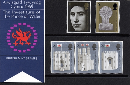 Prince of Wales Investiture Presentation Pack