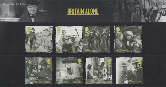 Britain Alone Presentation Pack
