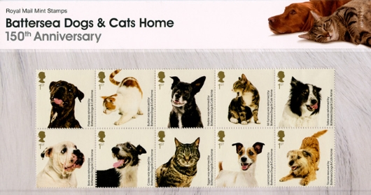 Battersea Dogs & Cats Home Presentation Pack