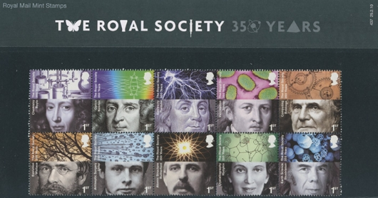 The Royal Society Presentation Pack