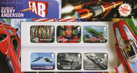 Gerry Anderson Presentation Pack