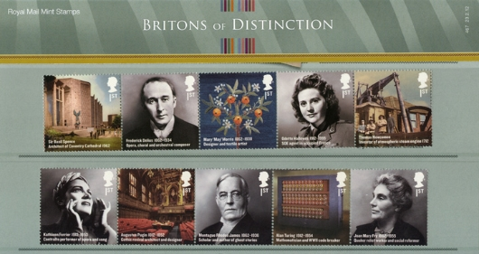 Britons of Distinction Presentation Pack