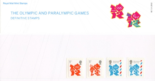 Olympic Emblems Presentation Pack