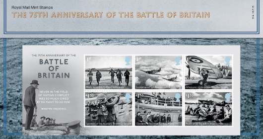Battle of Britain: Miniature Sheet Presentation Pack