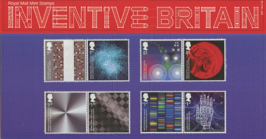 Inventive Britain Presentation Pack