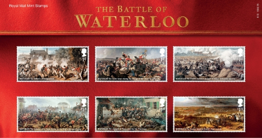Battle of Waterloo Presentation Pack