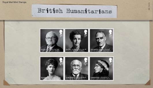 British Humanitarians Presentation Pack