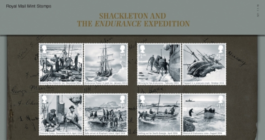 Shackleton and the Endurance Expedition Presentation Pack