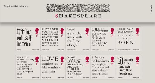 Shakespeare Presentation Pack