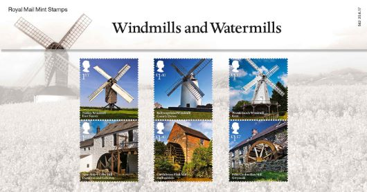 Windmills and Watermills Presentation Pack