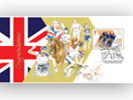 Paralympic Gold Medal Collection Own the complete collection of GB Paralympic Gold Medal stamps on Exclusive Limited Edition First Day Covers