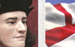 Richard III Stamps - SAVE £6 50 x 1st Richard III 1st Class stamps and labels