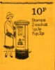 Stitched: New Design: 10p Pillar Boxes 7 (1936)