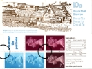 Vending: New Design: 10p Farm Blgs 4 (Wales)