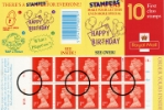Window: Stampers: 10 x 1st Happy Birthday