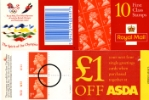 Window: 10 x 1st Asda Offer