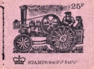 Stitched: New Design: 25p Transport 3 (Showman's Engine)