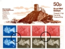 Vending: New Design: 50p Follies 2 (Mow Cop)