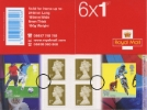 Self Adhesive: Olympic Games: Book No. 4