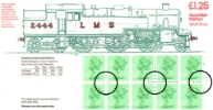 Counter: New Design: £1.25 Rly Engines 2 (LMS)