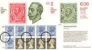 Counter: New Design: £1.30 Postal Hist 2 (The Downey Head)