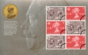 PSB: Festival of Stamps KGV - Pane 1