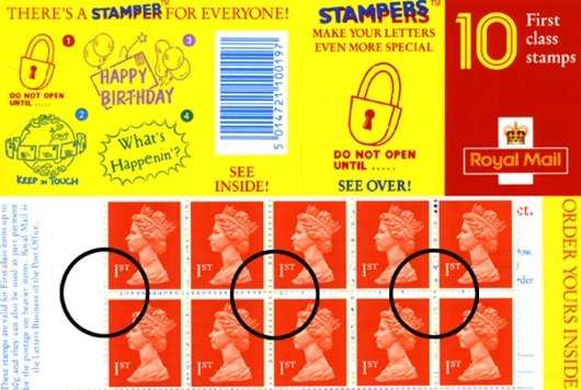 Stamp Books: Stampers