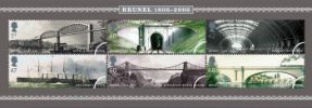 View enlarged 'Brunel: Miniature Sheet' Image.