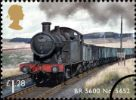 20.02.2014, Classic Locomotives (4): £1.28