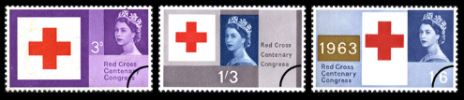 Red Cross Centenary (Phosphor)