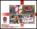 Rugby World Cup: Miniature Sheet