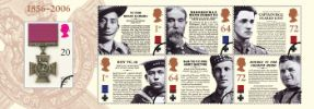 Victoria Cross: Miniature Sheet