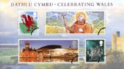 Celebrating Wales: Miniature Sheet