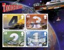 Gerry Anderson: Miniature Sheet