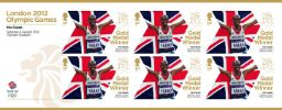 Athletics - Men's 10,000m: Olympic Gold Medal 14: Miniature Sheet