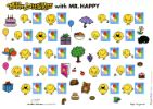Smilers for Kids: Mr Happy: Generic Sheet