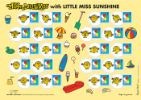 Smilers for Kids: Little Miss Sunshine: Generic Sheet