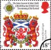 21.07.1987 Scottish Heraldry: 18p
