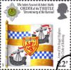 21.07.1987 Scottish Heraldry: 22p