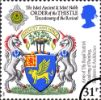 21.07.1987 Scottish Heraldry: 31p
