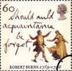 25.01.1996 Robert Burns: 60p