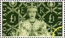 23.05.2000 Queen's Stamps: £1 Coronation