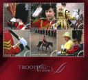 Trooping the Colour: Miniature Sheet